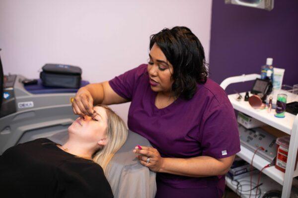 New Dawn Skin Spa – Raleigh NC – Latoya Mosley – June 2020 – Photographer Jamie Robbins
